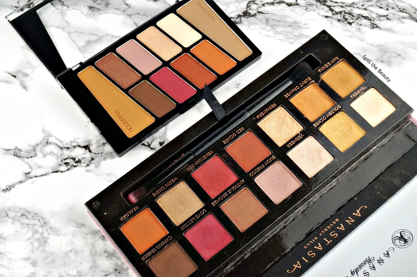 Wet n Wild 'Rosé In The Air' Eyeshadow Palette – Review, Look, and Comparison Swatches (to Anastasia Beverly Hills 'Modern Renaissance')