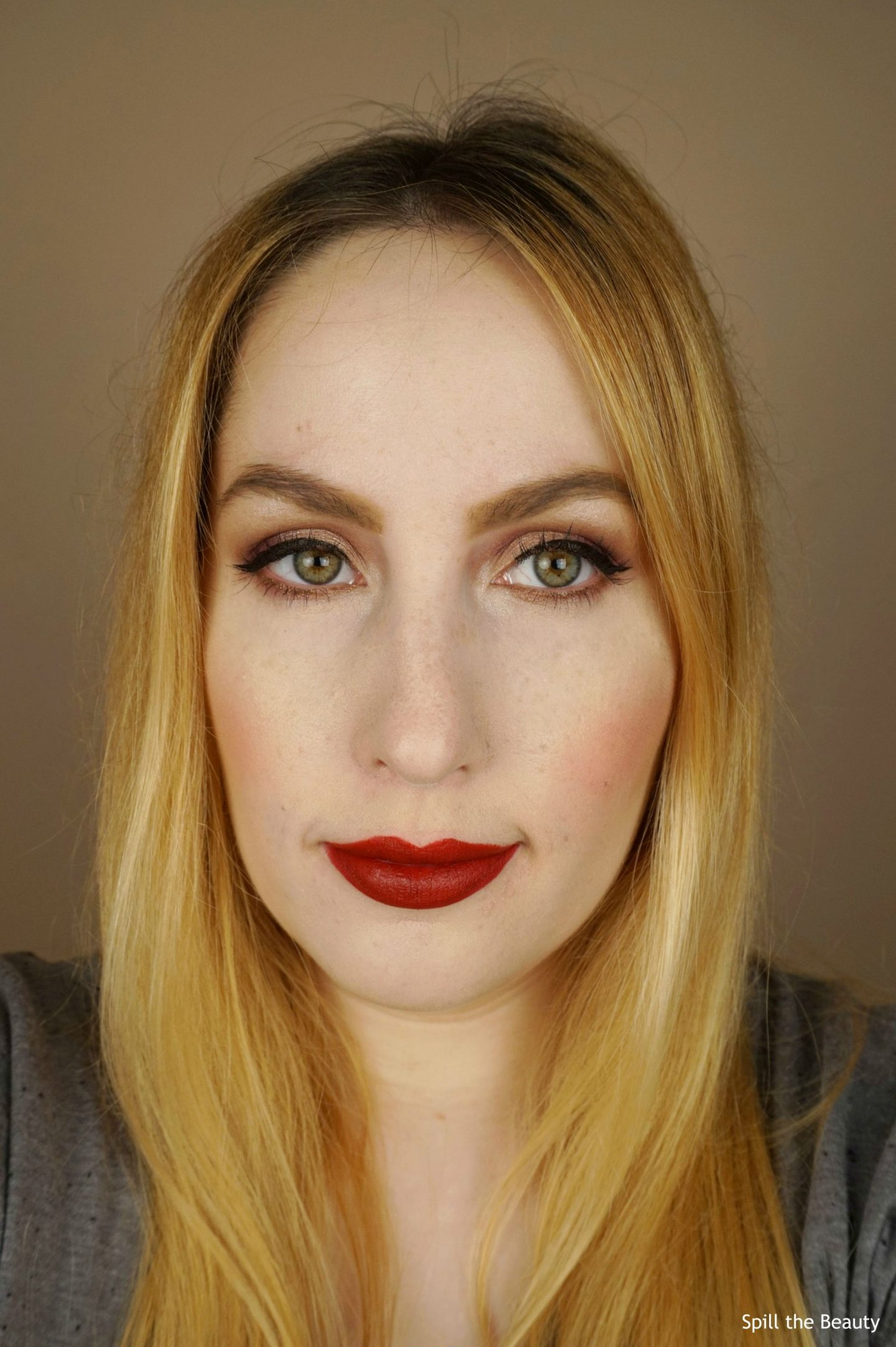 fotd make up for ever lustrous shadow palette