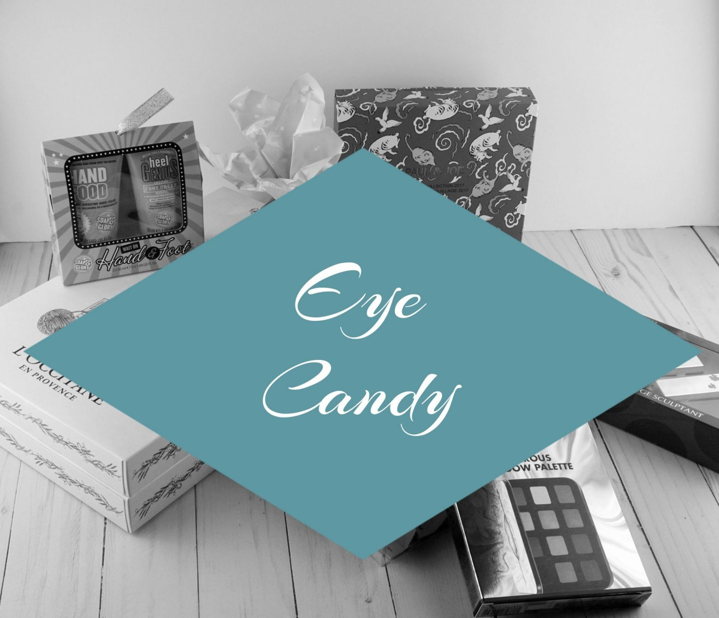 Gift Guide: Eye Candy
