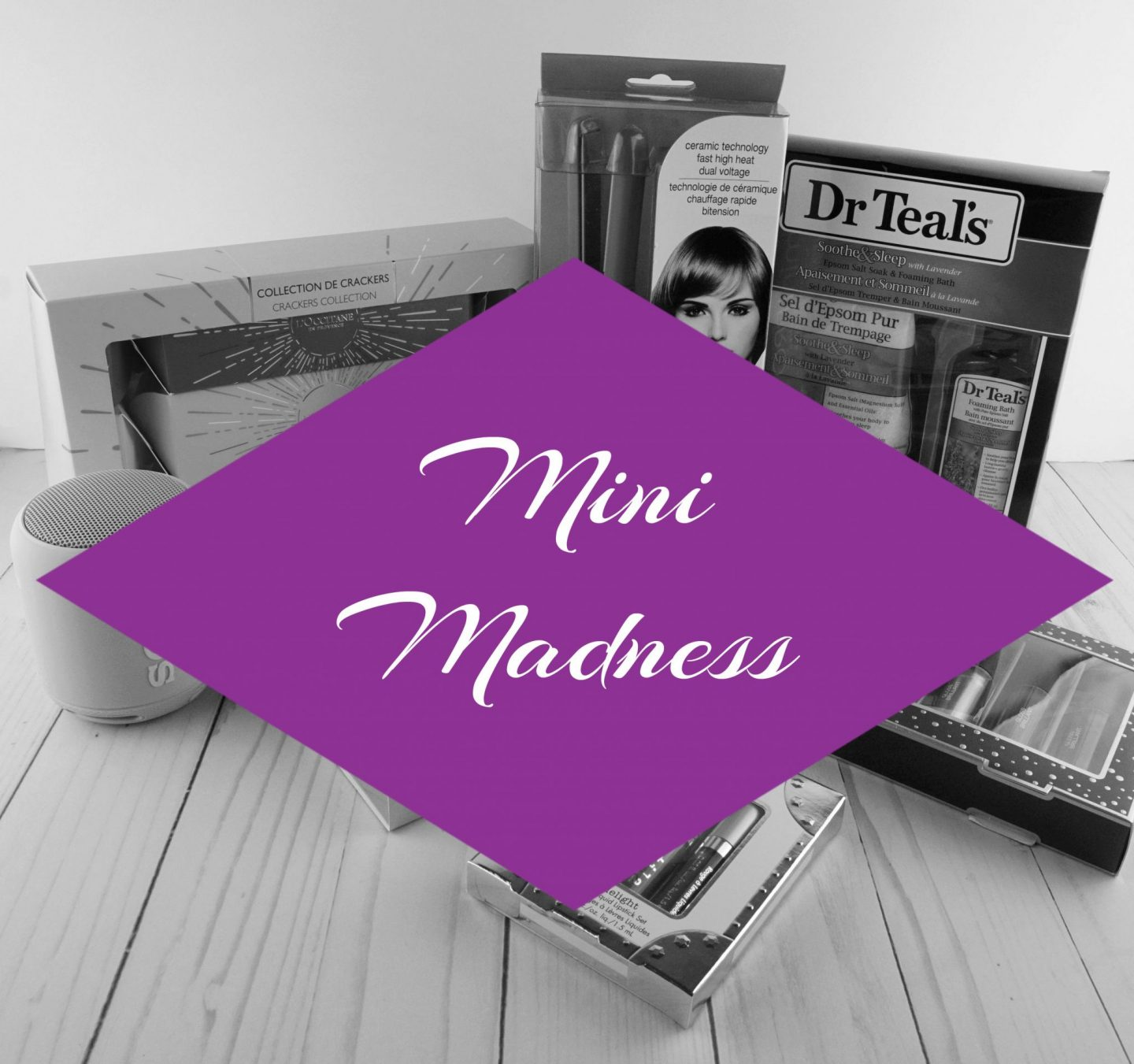 gift guide mini madness