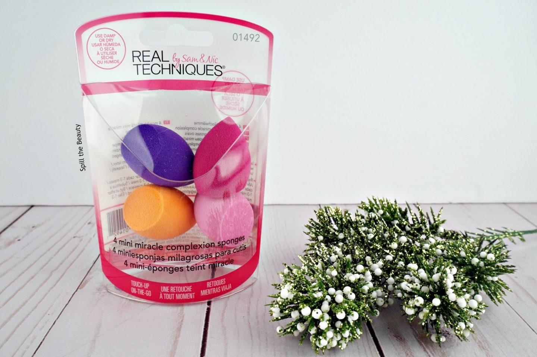 real techniques miracle complexion sponge mini