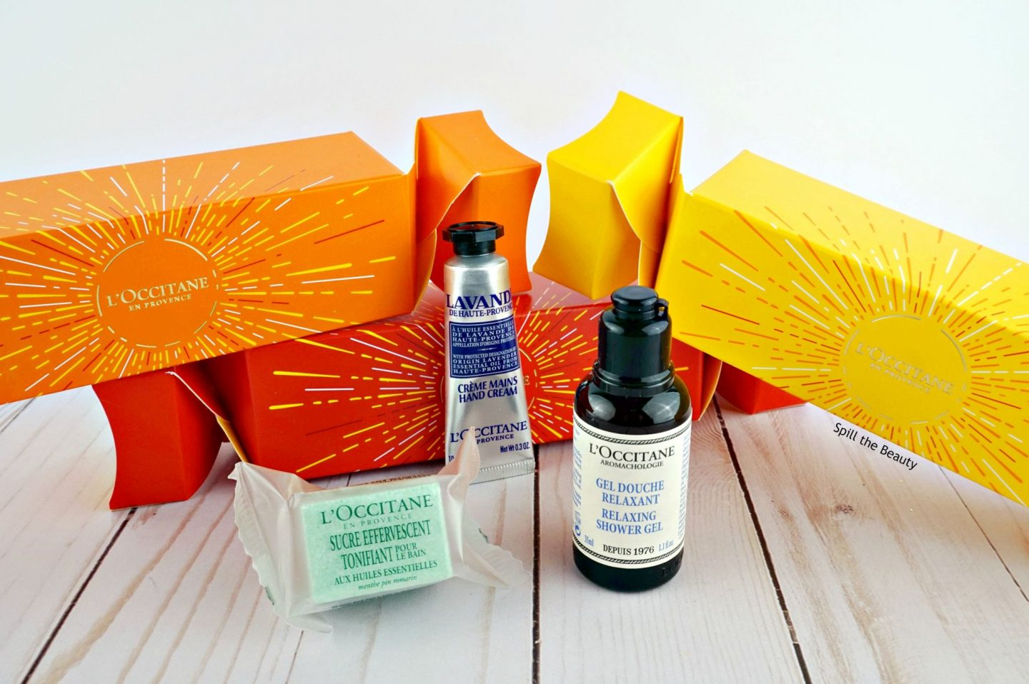gift guide mini madness loccitane crackers