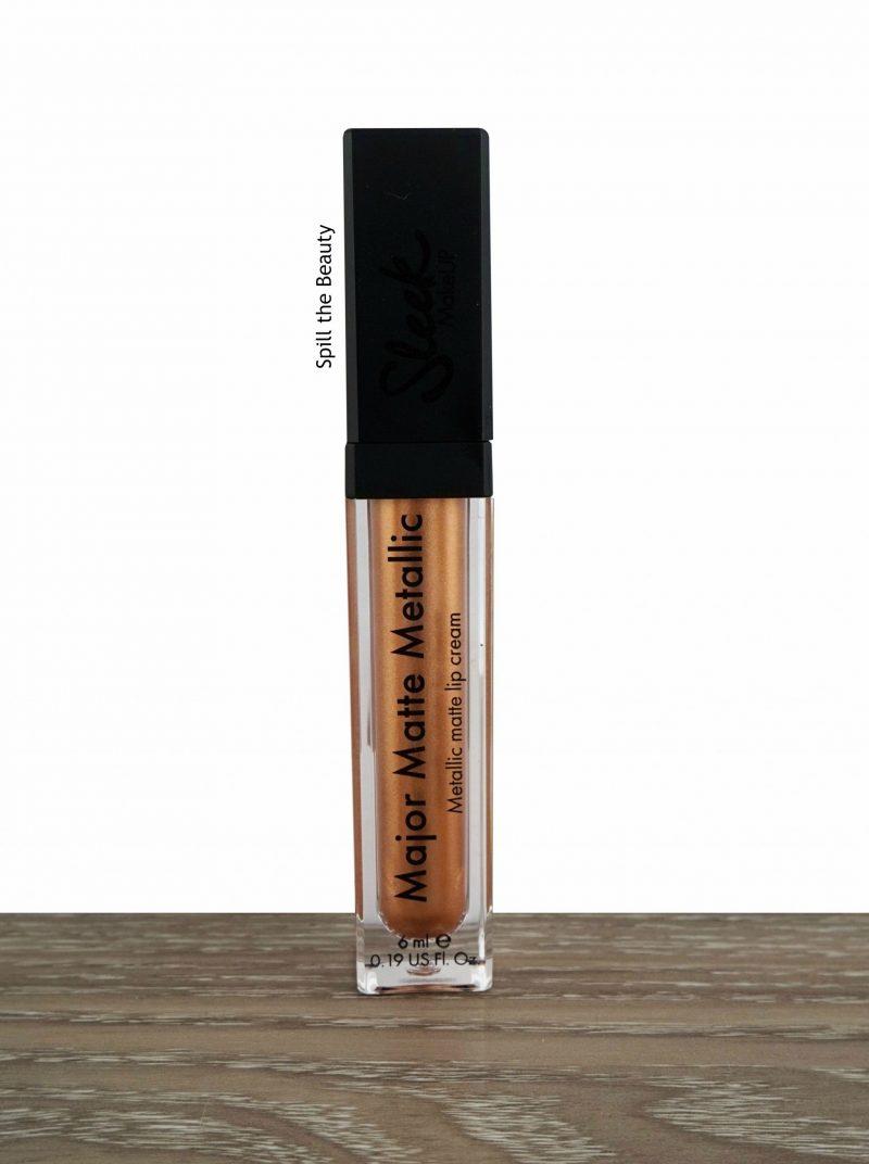 Lip Swatch Saturday – Sleek Makeup 'Roman Copper'