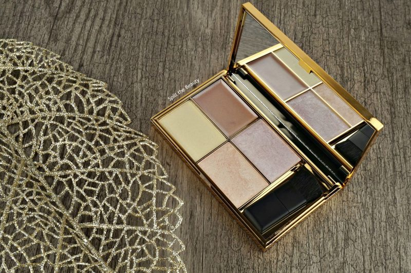 Sleek 'Solstice' Highlighting Palette – Review, Swatches, and Look