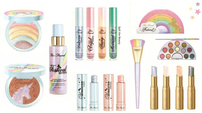 "Too Faced ""Life's A Festival"" Collection – Information & Pricing"