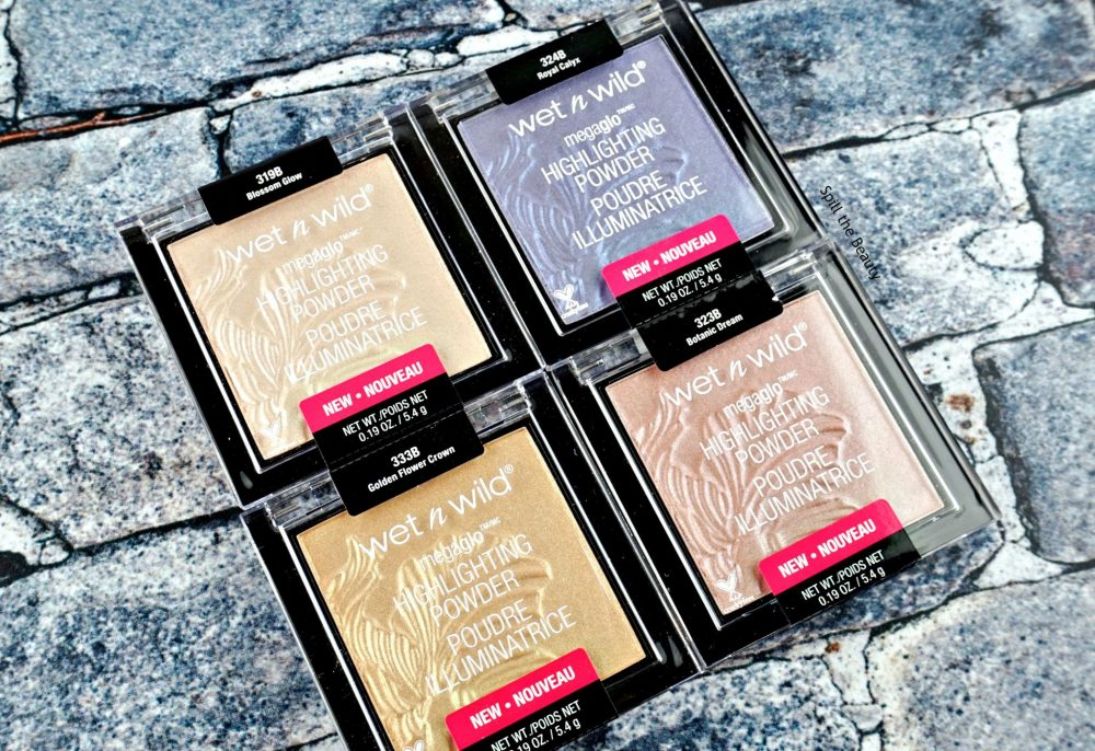 Wet n Wild MegaGlo Highlighting Powder 2018 Shades – Review, Swatches, and Look