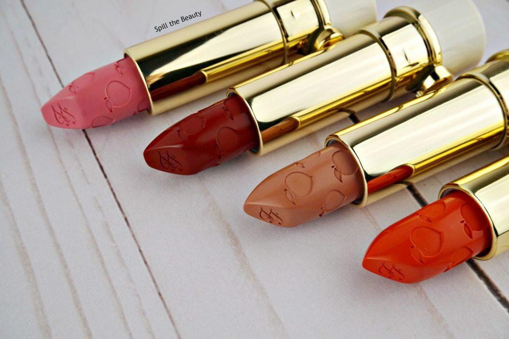 too faced moisture matte long wear lipstick swatches review