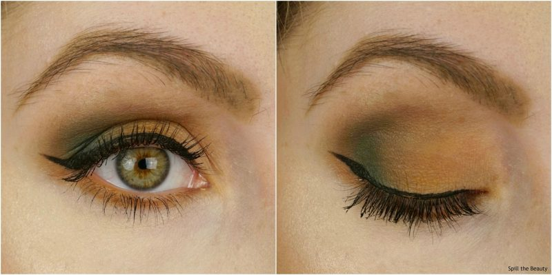 elf mad for matte eyeshadow palette jewel pop review swatches
