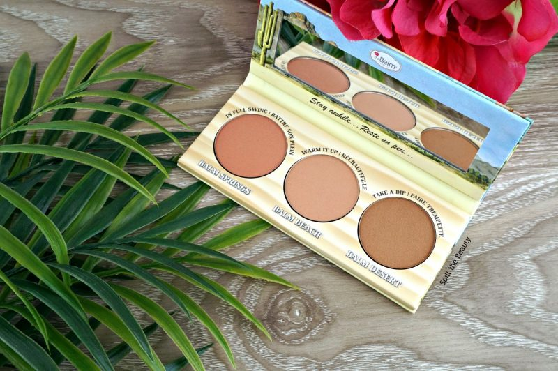 "theBalm ""Girls' Getaway Trio"" – Review, Swatches, and Two Looks"