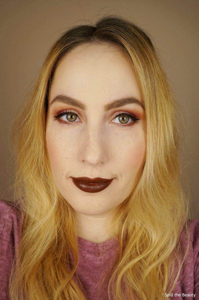 dose of colors satin lipstick fudge swatch comparison dupe