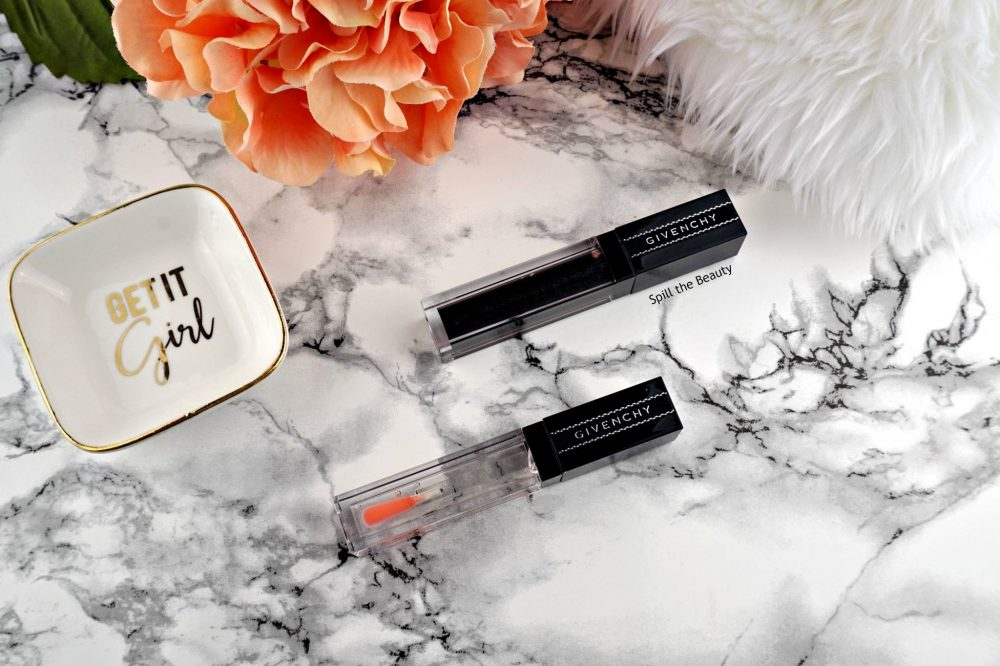 Givenchy Gloss Interdit Vinyl – Review and Swatches