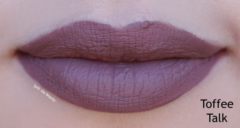 wet n wild 2018 megalast liquid catsuit liquid lipstick shades review swatches toffee talk