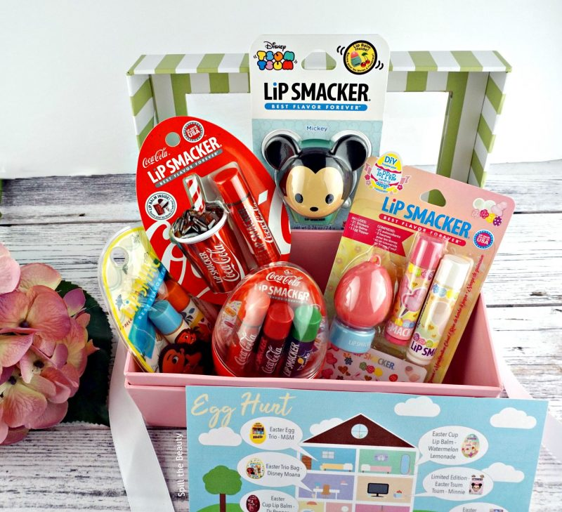 Easter Treats from Lip Smacker