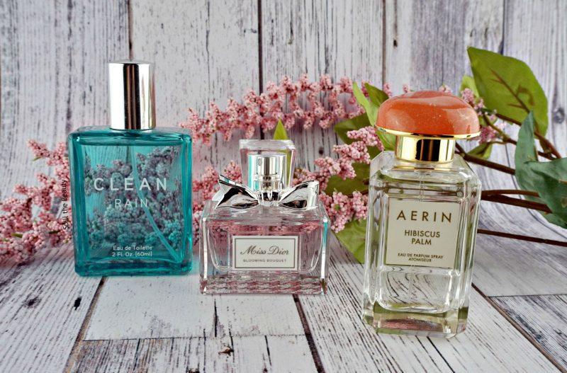 spring summer fragrances