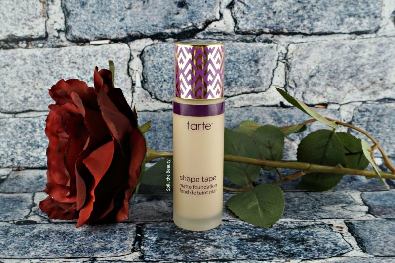 Tarte Shape Tape Matte Foundation – Review, Swatches, Before & After