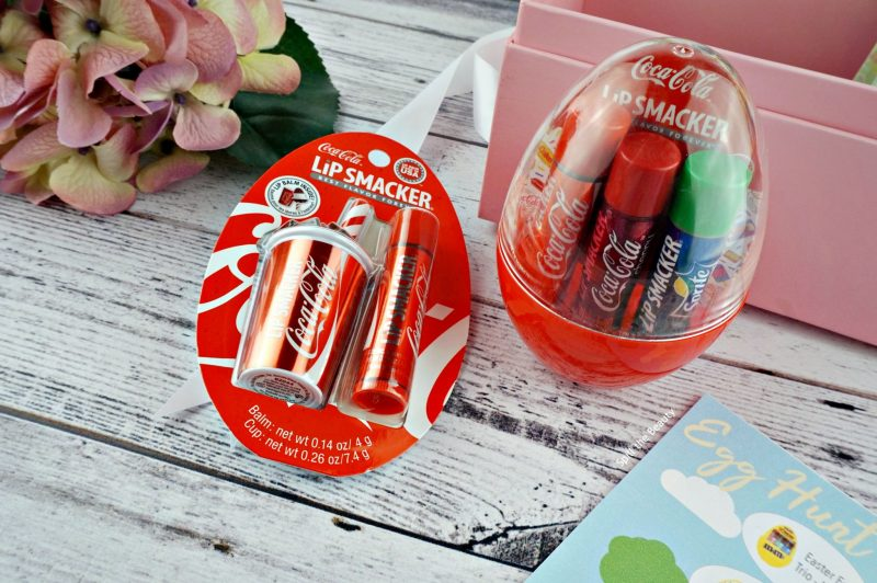 lip smacker easter 2018 coca cola soda