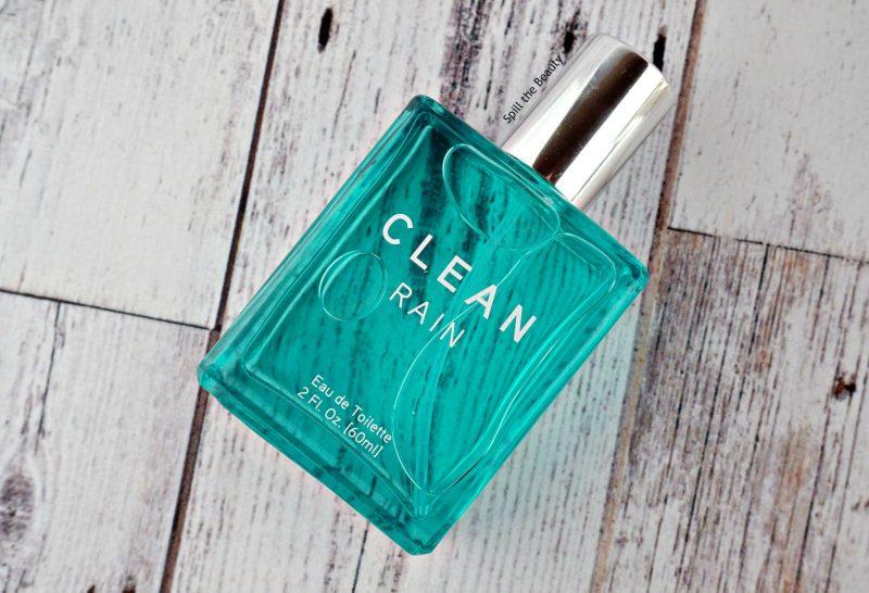 spring summer fragrances clean rain