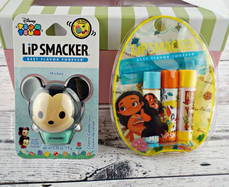 lip smacker easter 2018 mickey tsum tsum moana lip balm