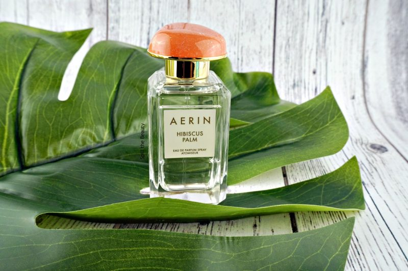 spring summer fragrances perfume aerin hibiscus palm