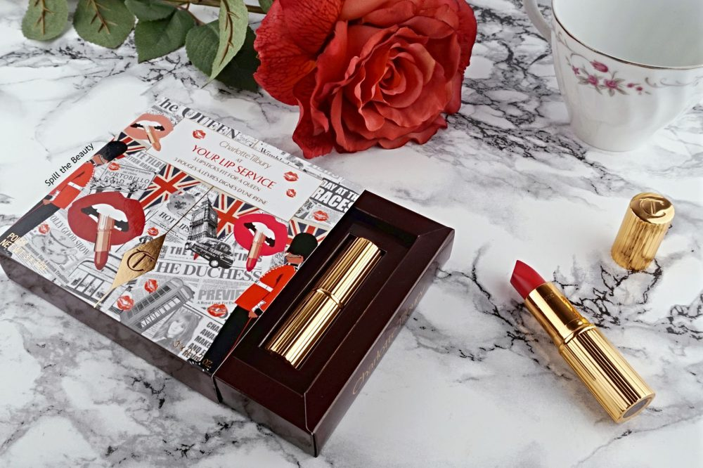 Royal Wedding-Worthy Lips with Charlotte Tilbury – Review, Swatches and Looks