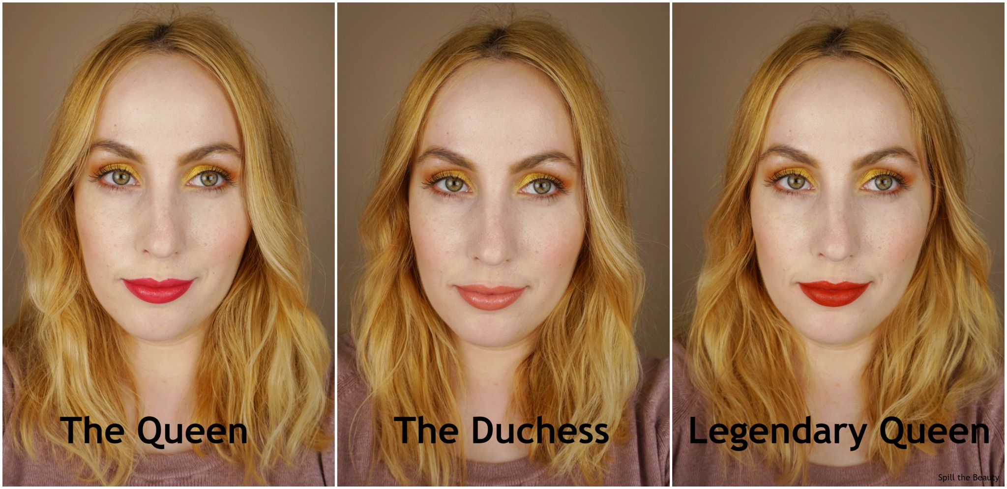 Lipstick queen method in the madness