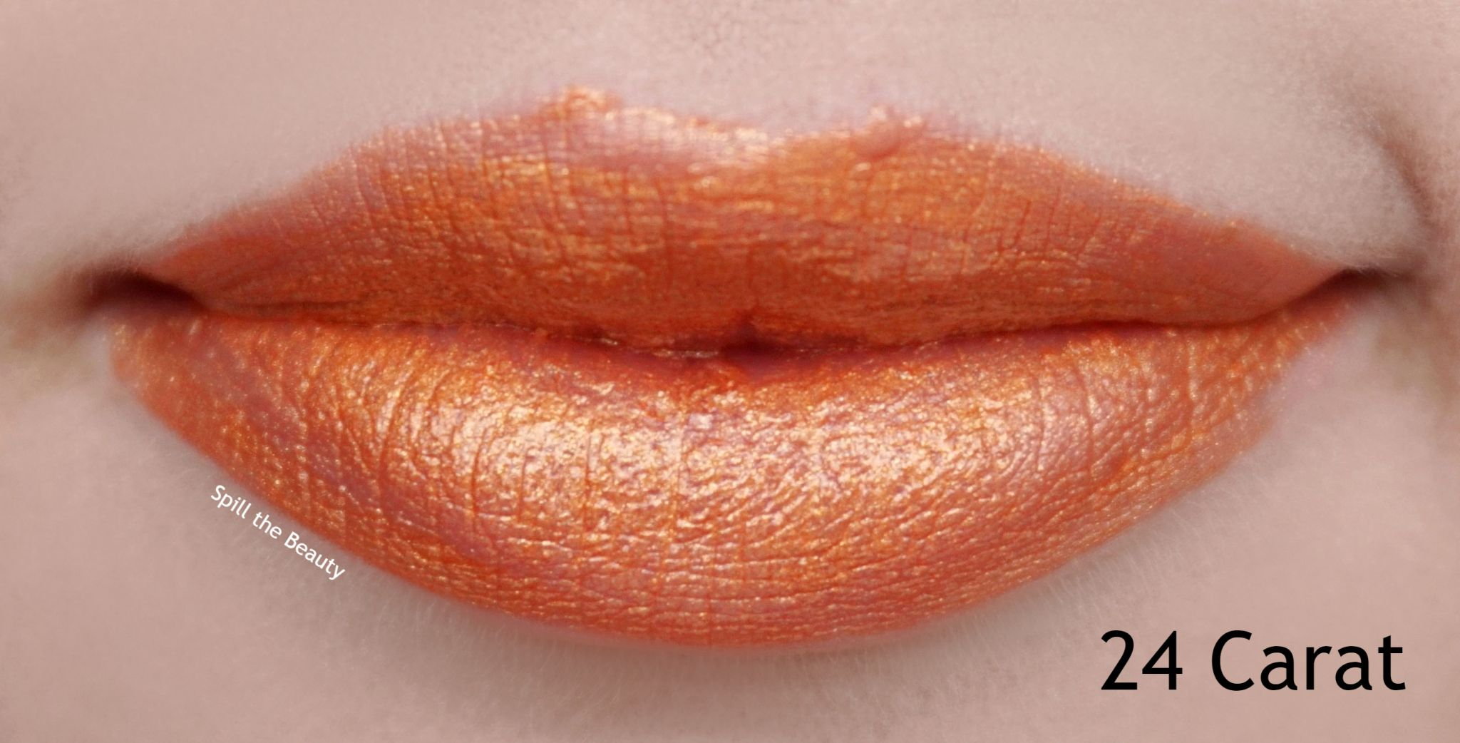 Lip Swatch Saturday Covergirl Melting Pout Metallics Quot 24