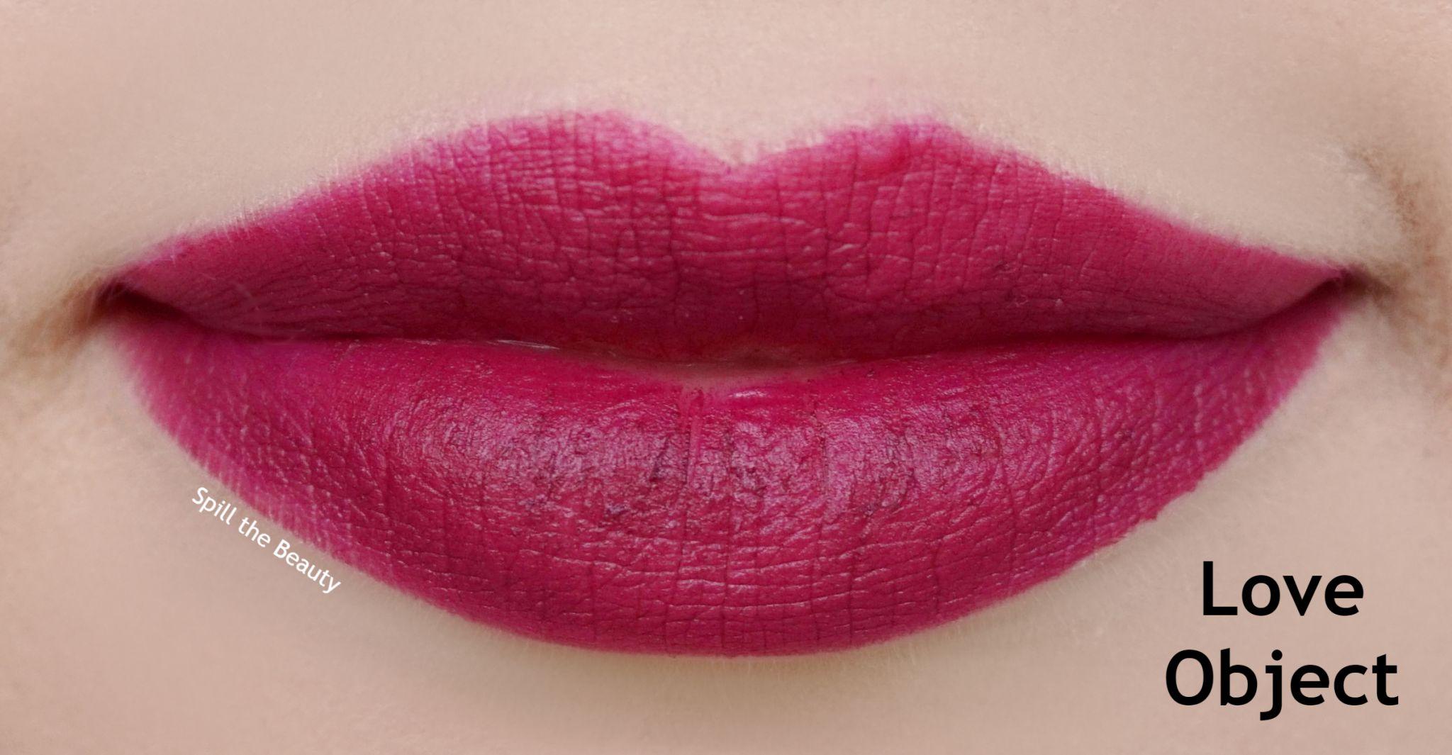 Estée Lauder Pure Color Love Lipstick in Love Object
