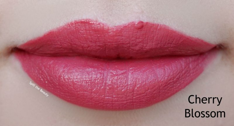 hard candy metallic mouse liquid lipstick cherry blossom swatches comparison dupe