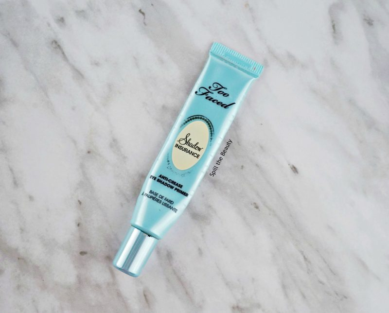 mini review too faced shadow insurance eye primer