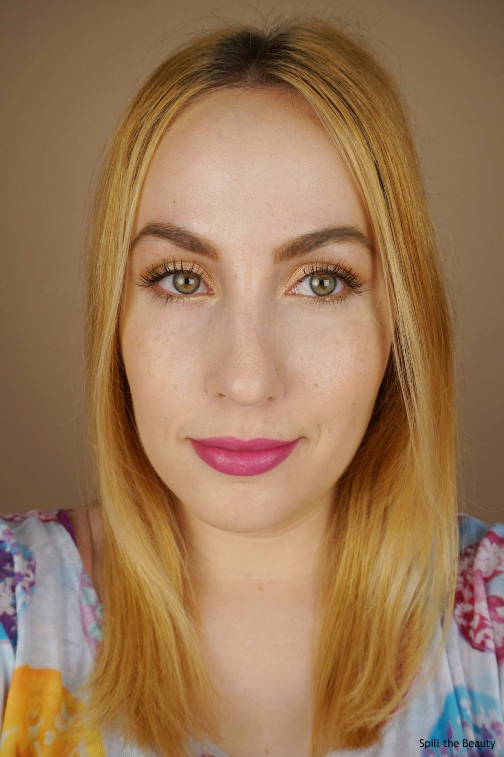 Face of the Day – Duochrome Earthtones