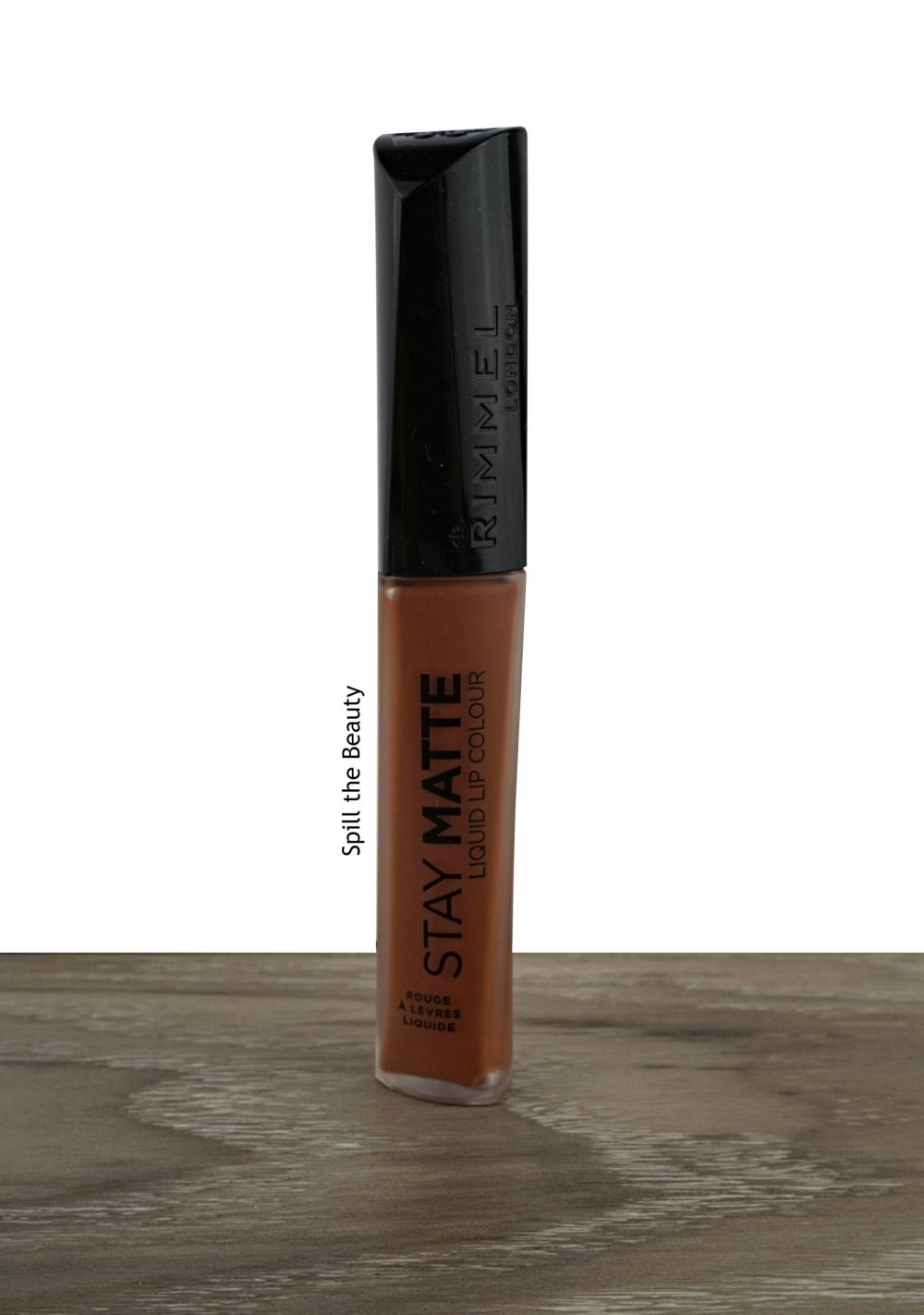 "Lip Swatch Saturday – Rimmel Stay Matte ""Love Bite"""