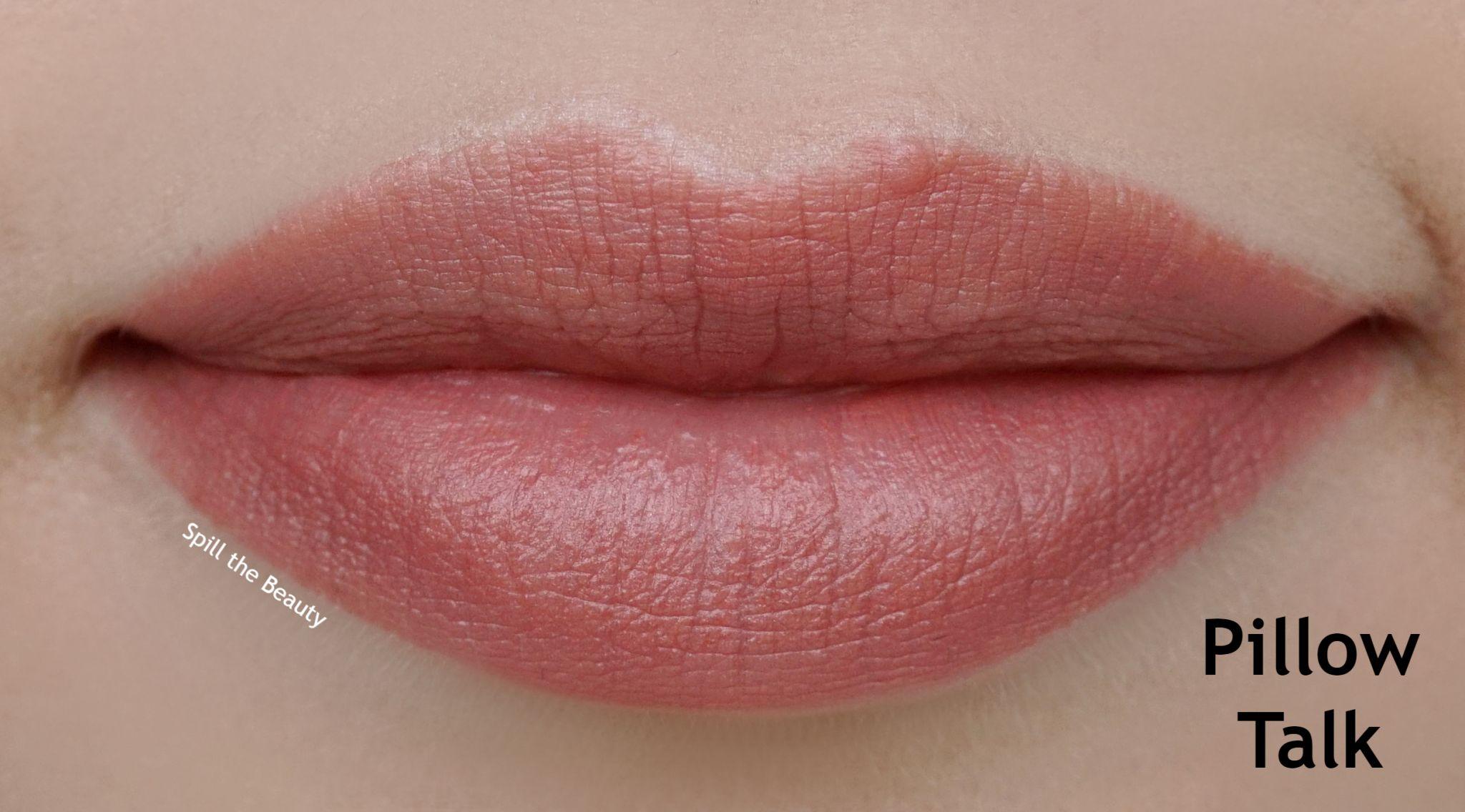 Pillow Talk Lipstick Dupe