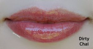 bite beauty french press lip gloss review swatches dirty chai