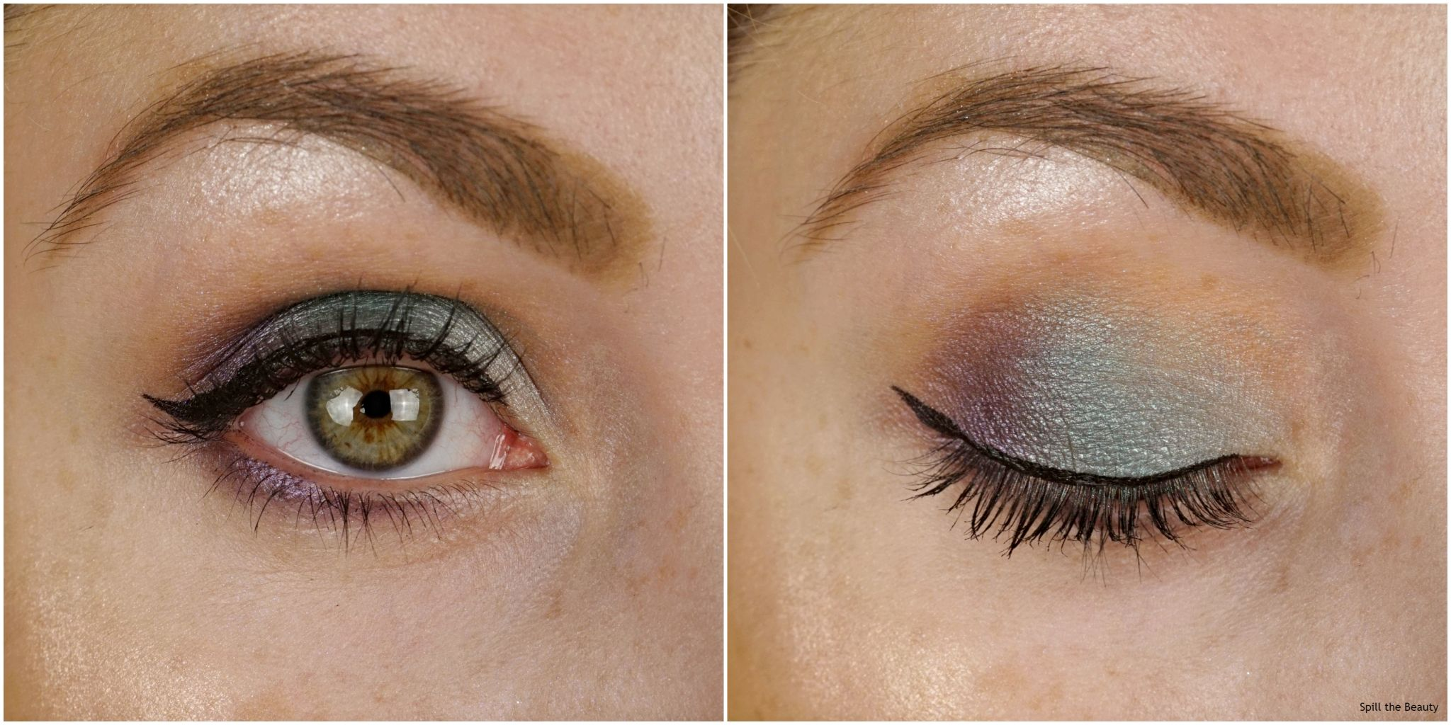 how to fix wet eyeshadow