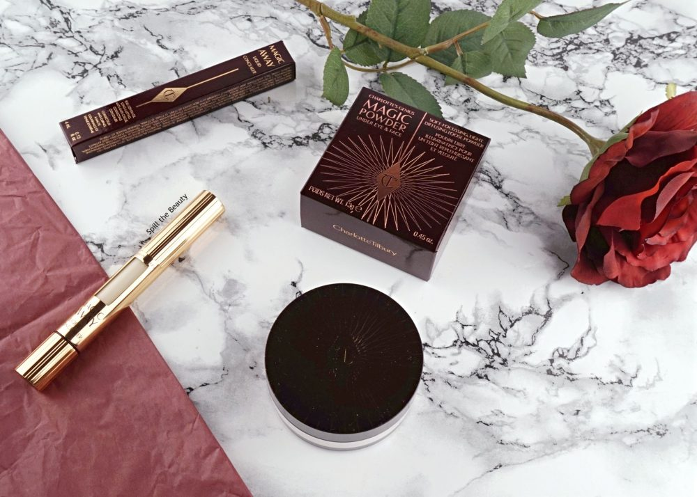 Charlotte Tilbury Magic Concealer & Magic Powder – Review, Swatches, Before & After