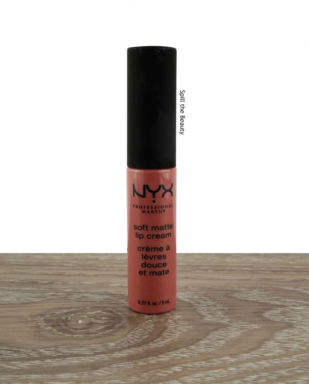 "Lip Swatch Saturday – NYX Soft Matte Lip Cream ""Austin"""