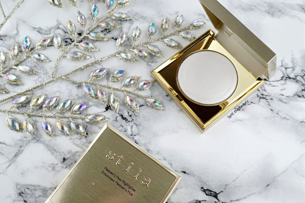 "Stila Heaven's Hue Highlighter ""Opulence"" – Review, Swatches & Look"