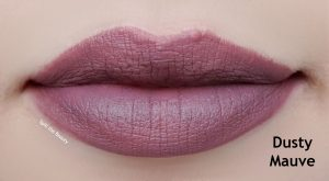 lip swatch anastasia beverly hills abh dusty mauve comparison dupe