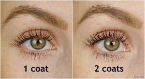 rimmel wonder'fully real mascara review before and after