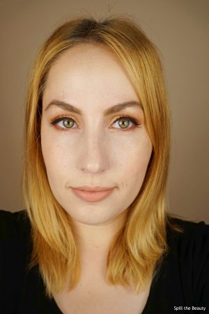 face of the day peach perfect
