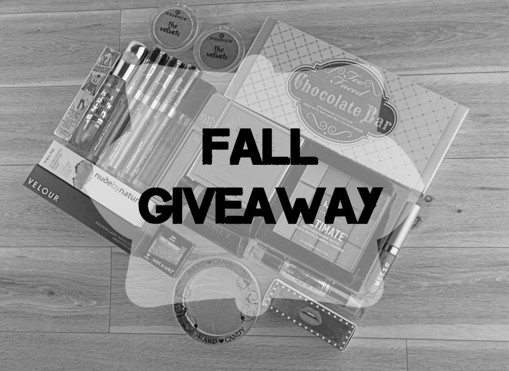 Fall Giveaway! – CLOSED