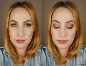 urban decay born to run challenge week looks