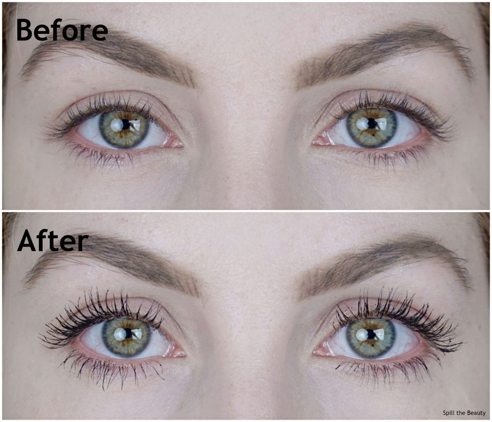 NARS Climax Mascara – Review, Before & After