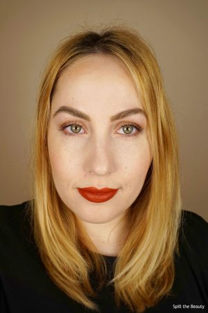 kat von d misfit lipstick swatches comparison dupe fenty freckle fiesta