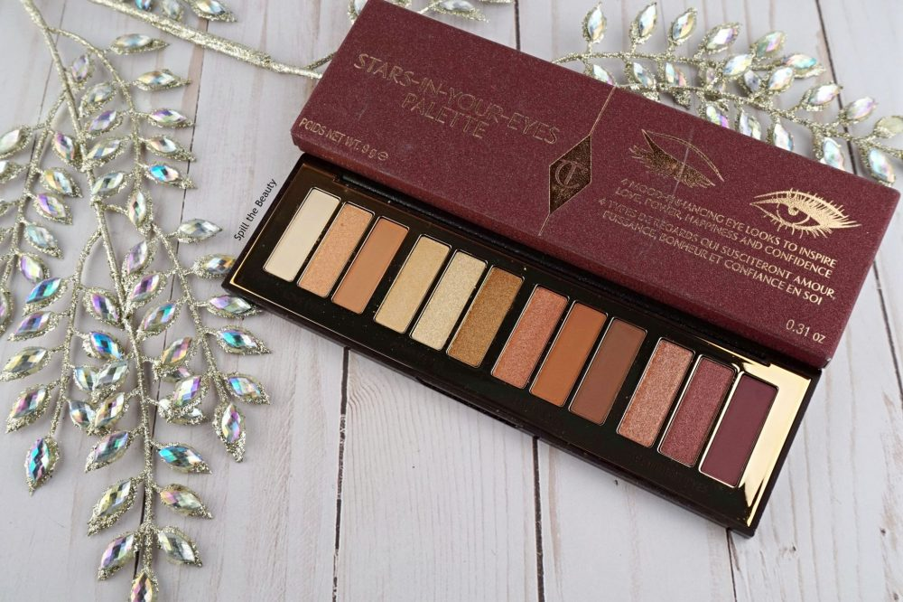 "Charlotte Tilbury ""Stars in Your Eyes"" Palette – Review, Swatches, 4 Looks"
