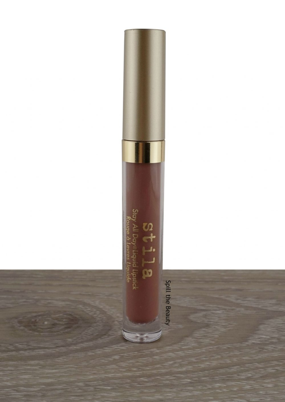 "Lip Swatch Saturday – Stila ""Sheer Splendore"""