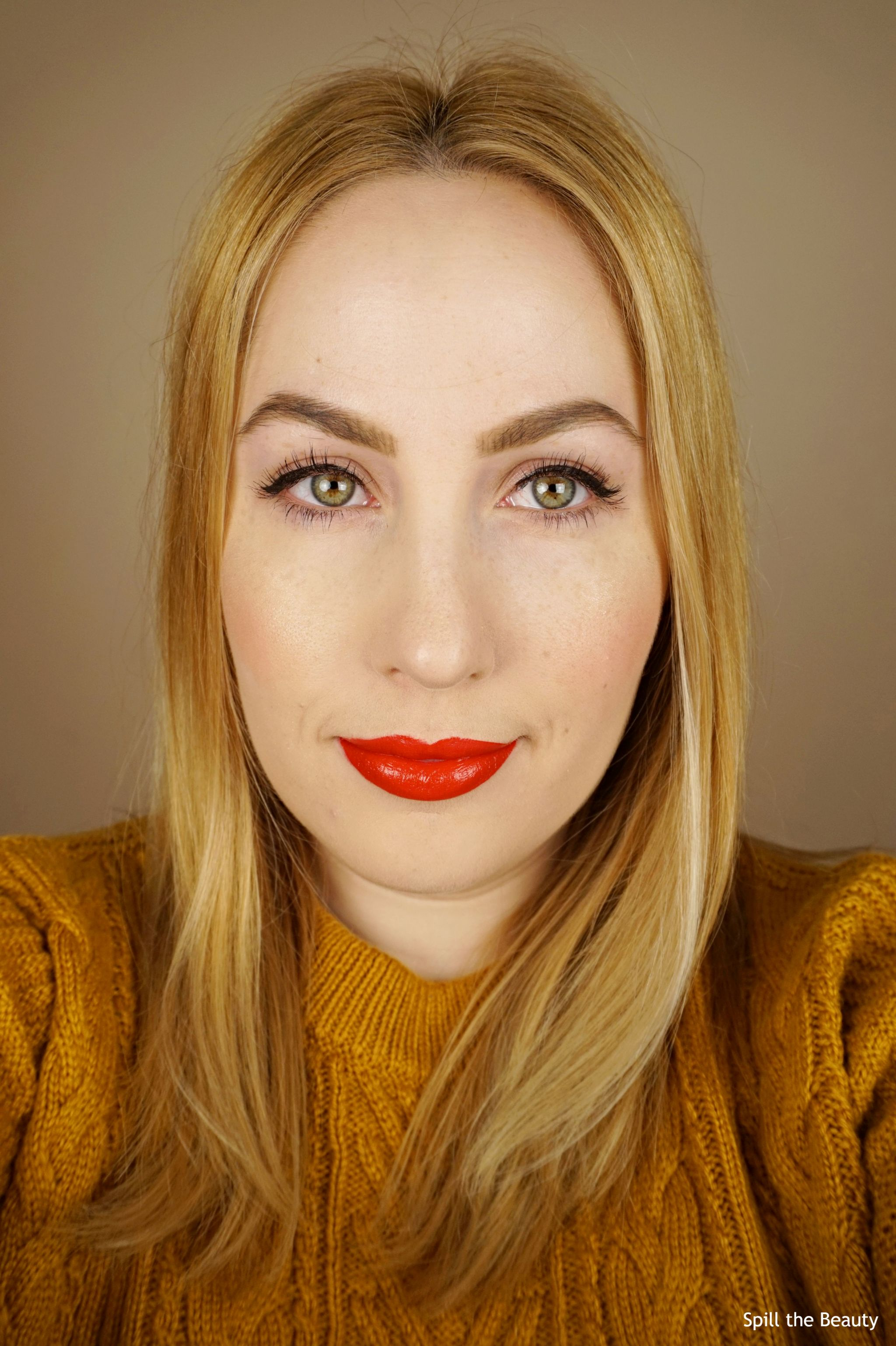 """Lip Swatch Saturday - Bobbi Brown """"Red the News"""" - Spill ..."""