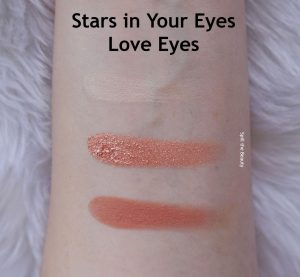 charlotte tilbury stars in your eyes palette review swatches love eyes