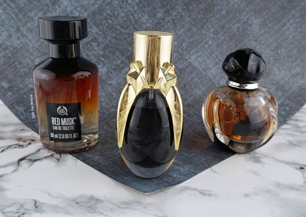 Winter Fragrance Faves