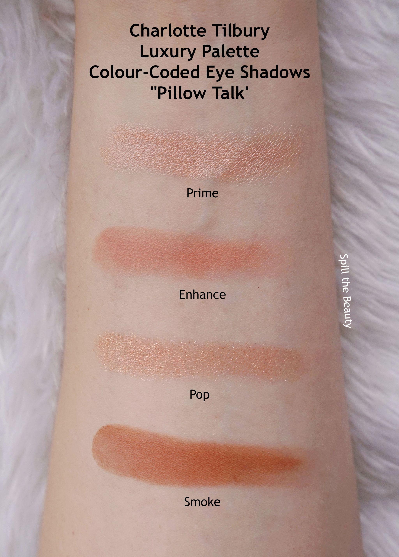 Charlotte Tilbury Quot Pillow Talk Quot Collection Review